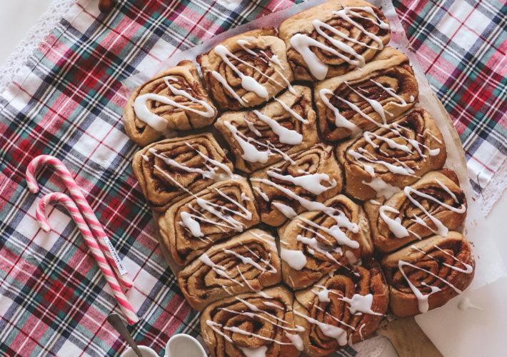 Cinnamon rolls: ricetta